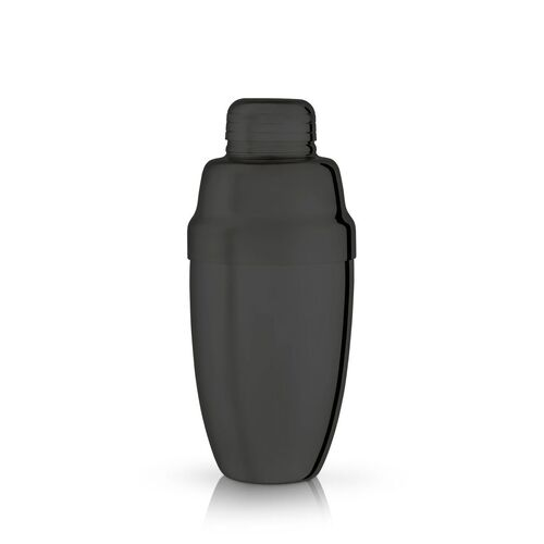 Warren: Gunmetal Black Heavyweight Cocktail Shaker