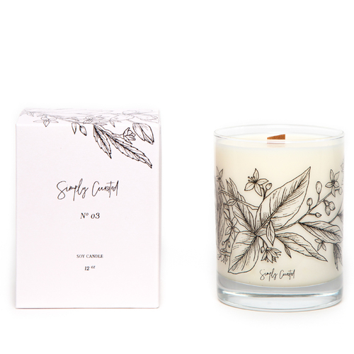 Botanical Collection No.3 Candle