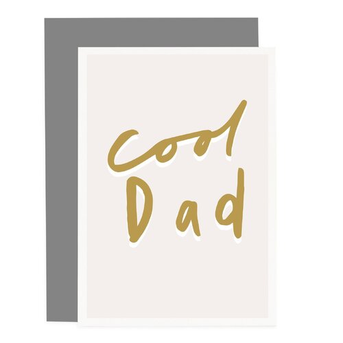 Cool Dad Card