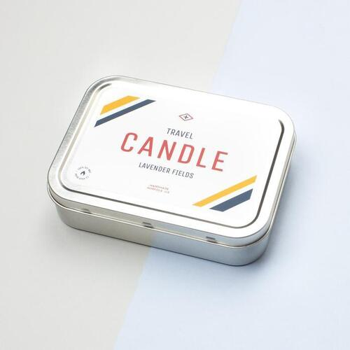 Travel Candle - Lavender Fields - D