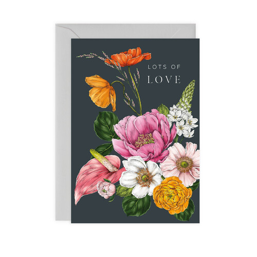 Floral Brights - Lots of Love