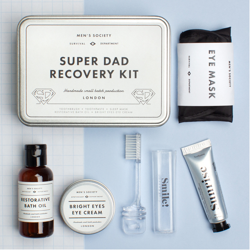 Super Dad Recovery Kit