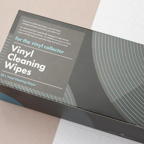 Vinyl Cleaning Wipes.