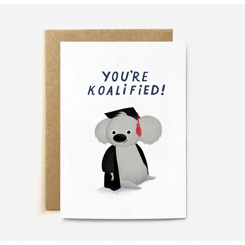 You're Koalafied!