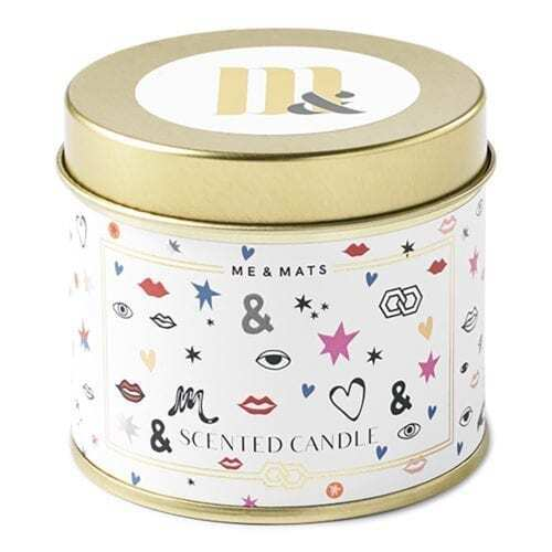 Love Perfect Tin Candle