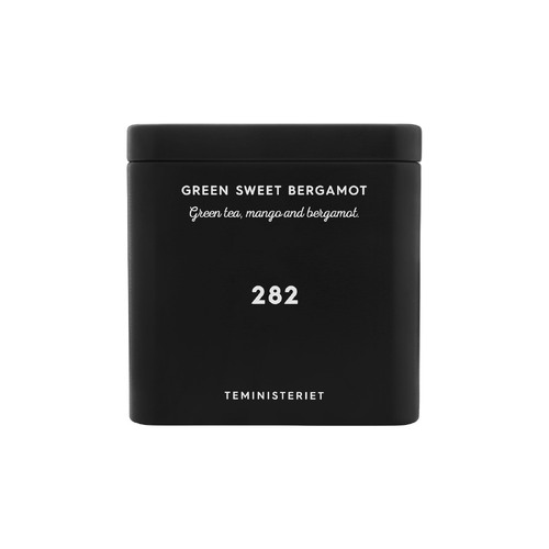 Teministeriet Green Sweet Bergamot Tin No 282 (12)